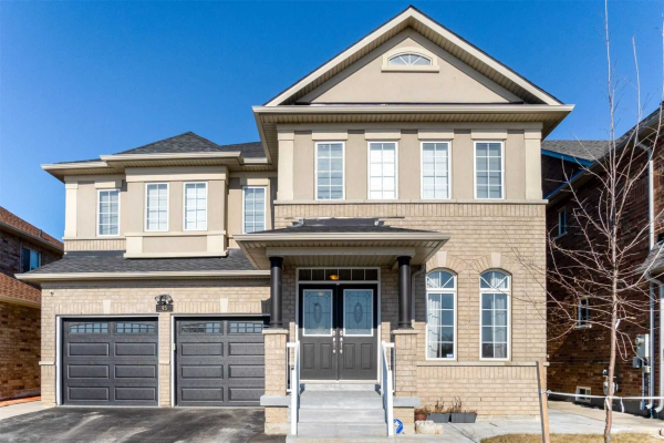 45 Springwood Heights Cres, Brampton