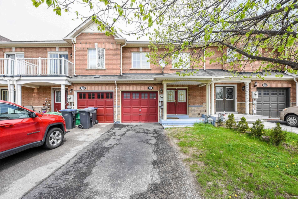 25 Checkerberry Cres, Brampton