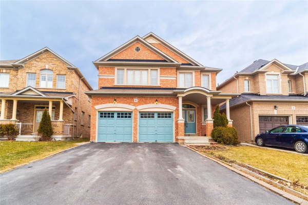 6 Fieldview Dr, Brampton