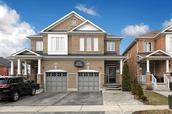 5566 Fudge Terr, Mississauga