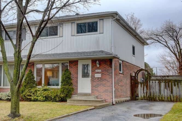 2622 Hollington Cres, Mississauga