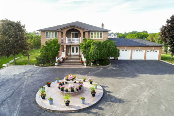 38 Estateview Circ, Brampton