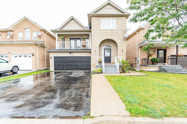 49 Newark Way, Brampton