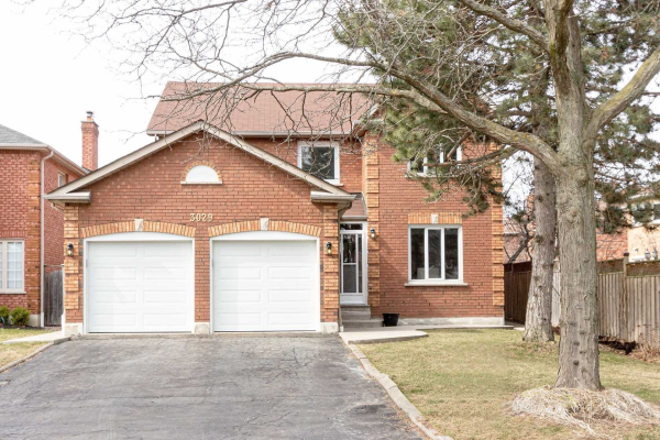 3029 Harvey Cres, Mississauga