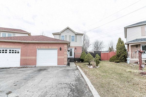 41 Saddlecreek Crt, Brampton