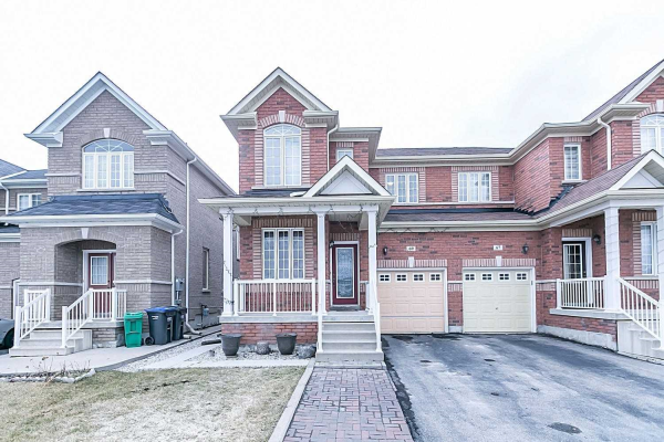 69 Connolly Cres, Brampton