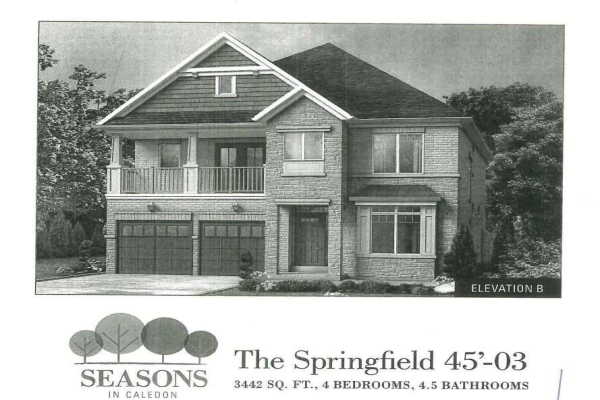 Lot 65 Dotchson Ave, Caledon