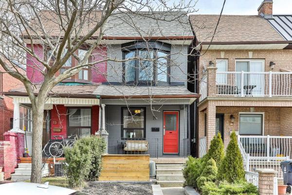 71 Ward St, Toronto