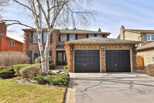 3632 Belvedere Cres, Mississauga