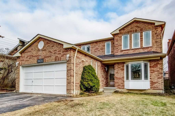 1631 Meadowfield Cres, Mississauga