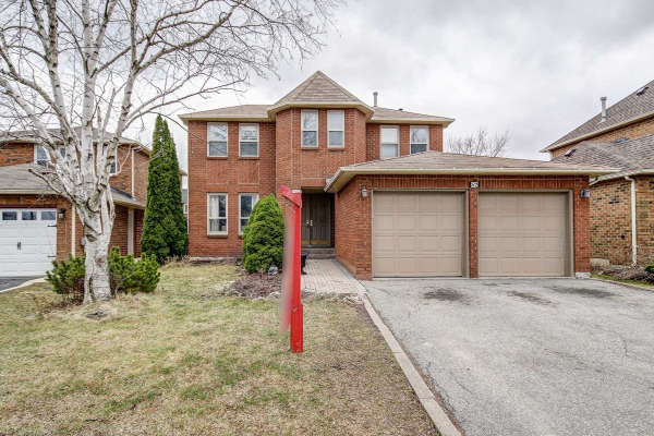 52 Major William Sharpe Dr, Brampton