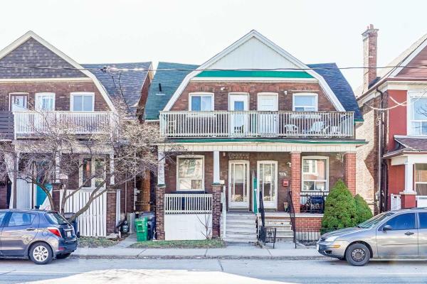814 Dovercourt Rd, Toronto