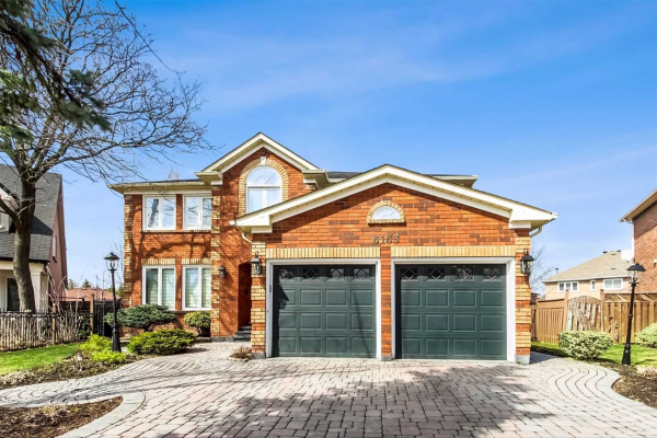 6163 Deacon Crt, Mississauga