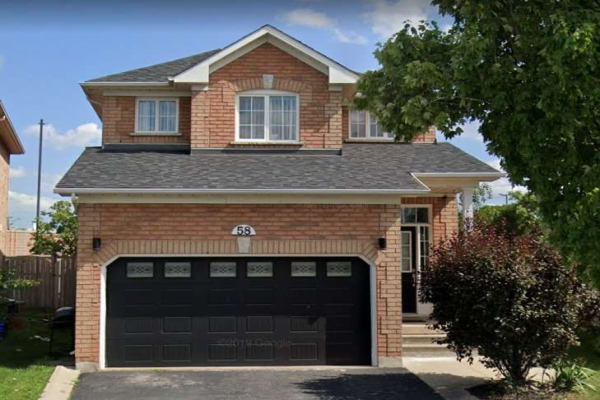 58 Twin Pines Cres, Brampton