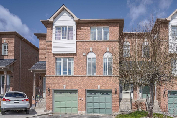 127 Brickyard Way, Brampton