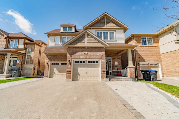 21 Enford Cres, Brampton