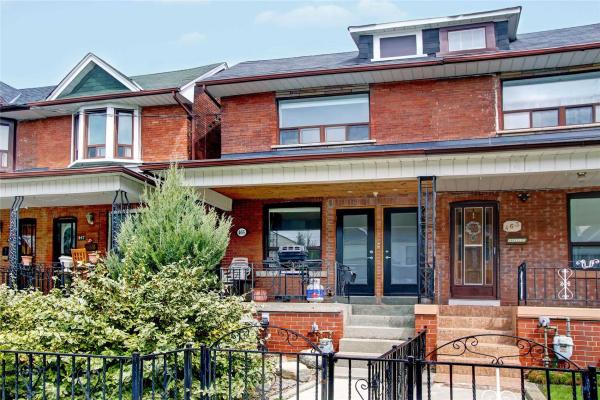 465 Margueretta St, Toronto