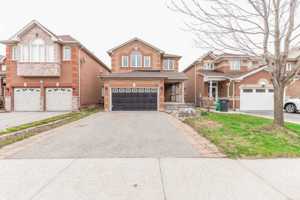 63 Orchid Dr, Brampton