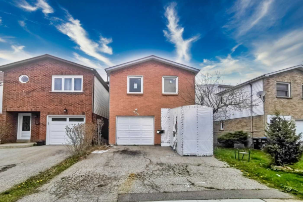 725 Galloway Cres, Mississauga
