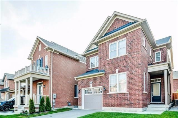 82 Enford Cres, Brampton