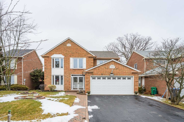 2318 Folkway Dr, Mississauga