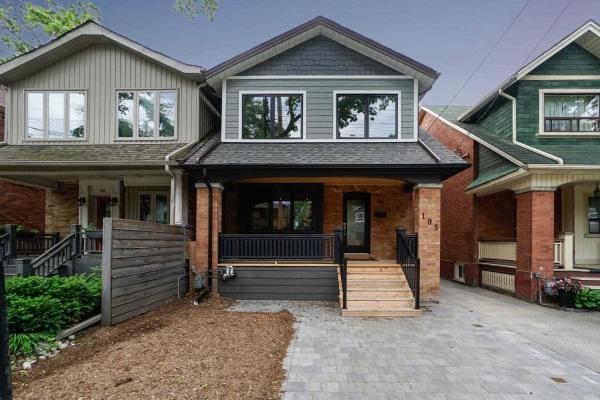 105 Colbeck St, Toronto