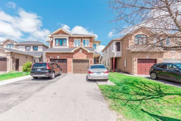 283 Pressed Brick Dr, Brampton