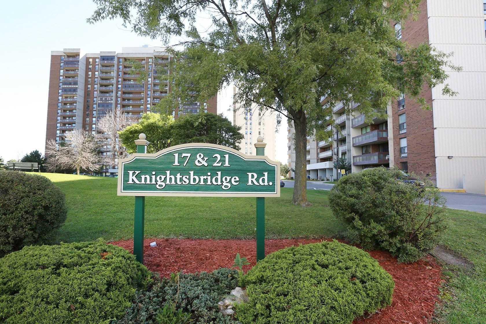 #909 - 17 Knightsbridge Rd, Brampton