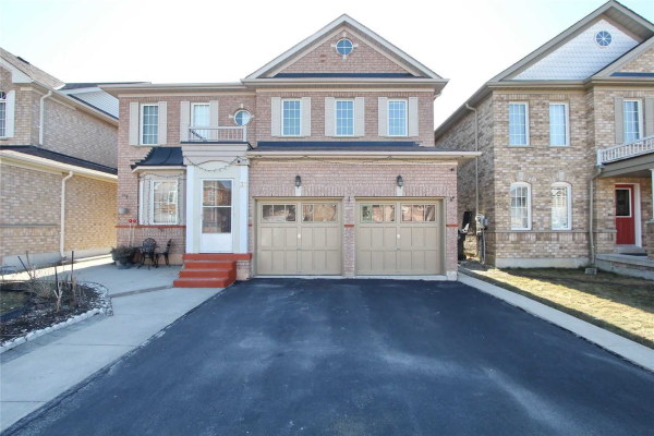 36 Shining Willow Cres, Brampton