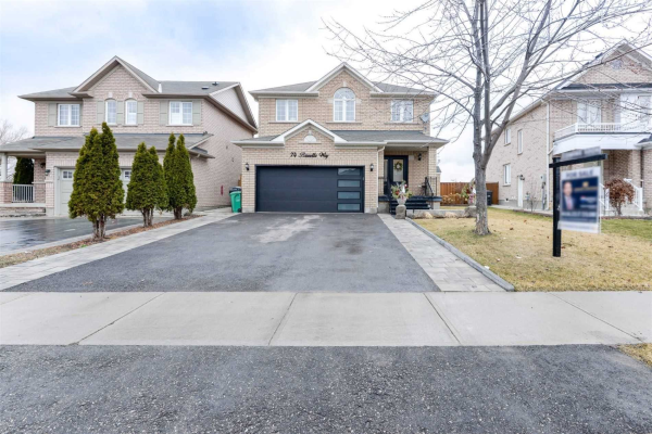 74 Brunetta Way, Brampton