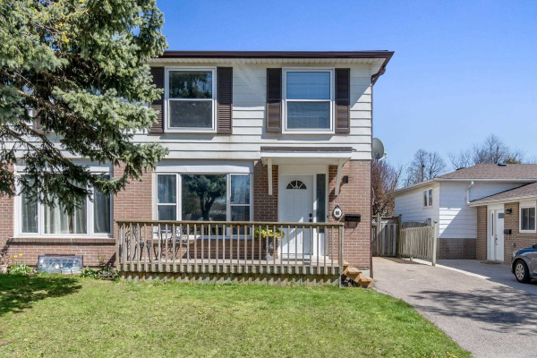 86 Carberry Cres, Brampton