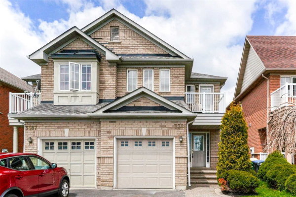3385 Mcdowell Dr, Mississauga