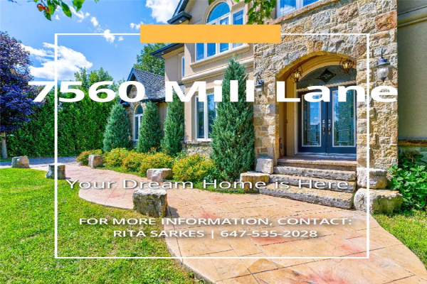 7560 Mill Lane, Caledon