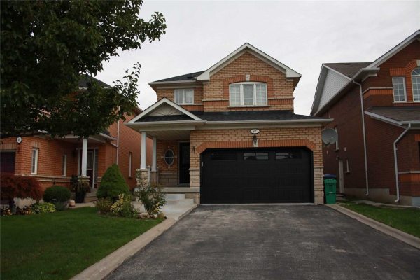 47 Orchid Dr, Brampton