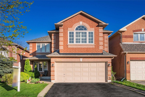 3836 Periwinkle Cres, Mississauga