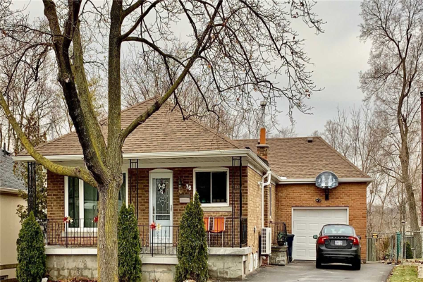 76 Westhead Rd, Toronto