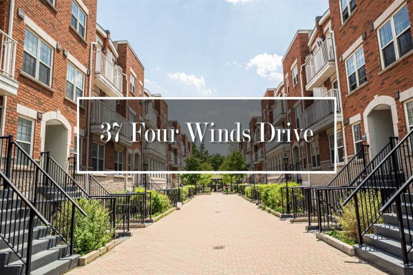37 Four Winds Dr, Toronto