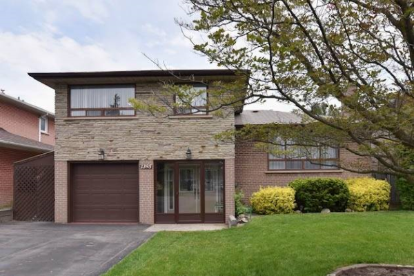 1395 Strathy Ave, Mississauga