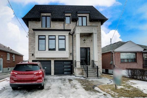 353 Ranee Ave, Toronto