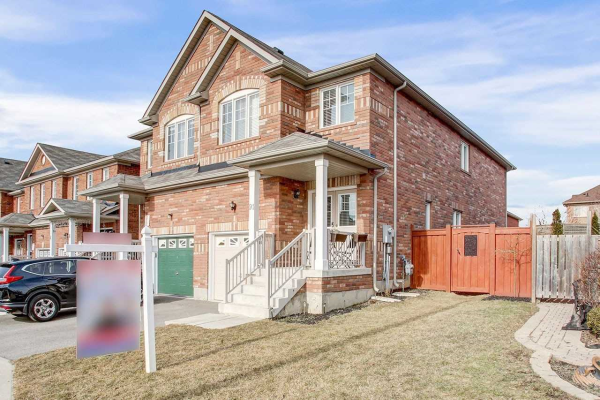 91 Heartview Dr, Brampton