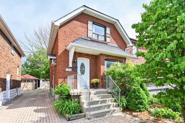 172 Belgravia Ave, Toronto