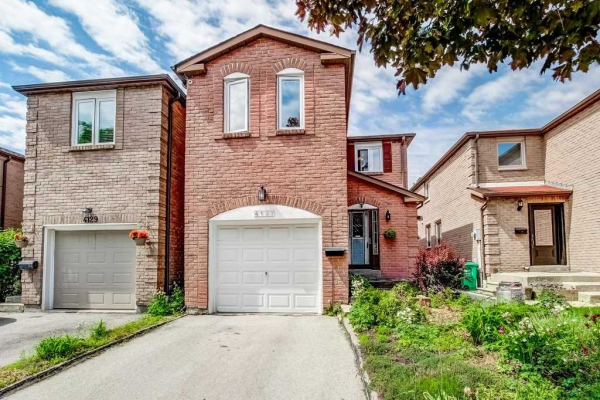 4127 Forest Fire Cres, Mississauga