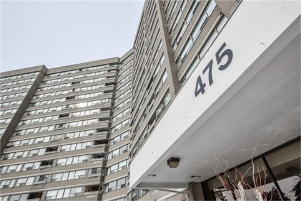 475 The West Mall, Toronto