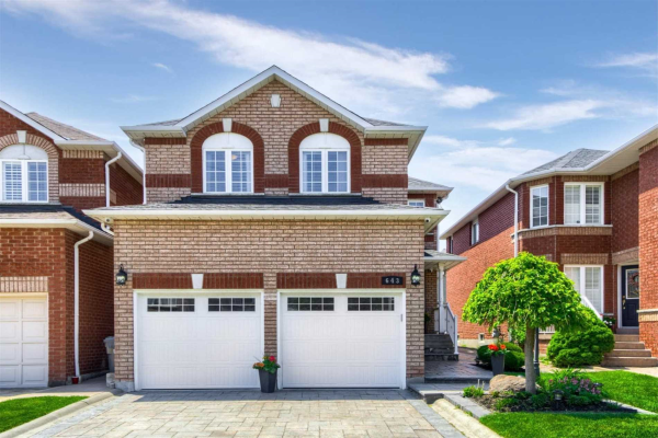 643 Driftcurrent Dr, Mississauga