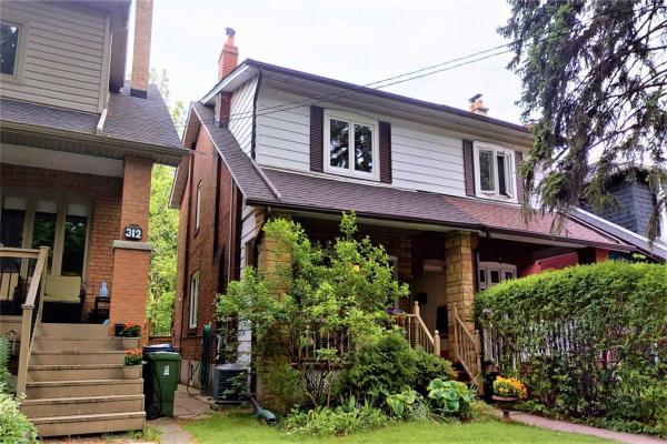 314 Indian Grve, Toronto