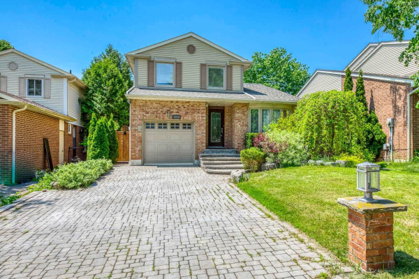 4208 Wheelwright Cres, Mississauga