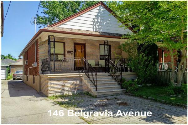 146 Belgravia Ave, Toronto