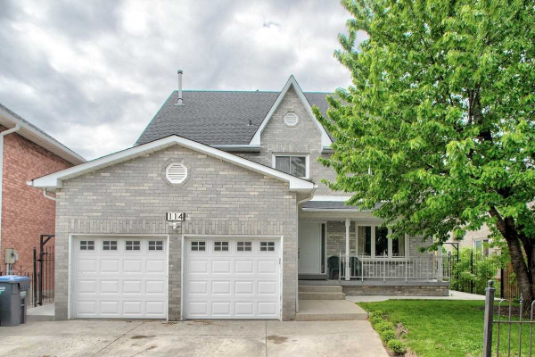 114 Sunforest Dr, Brampton