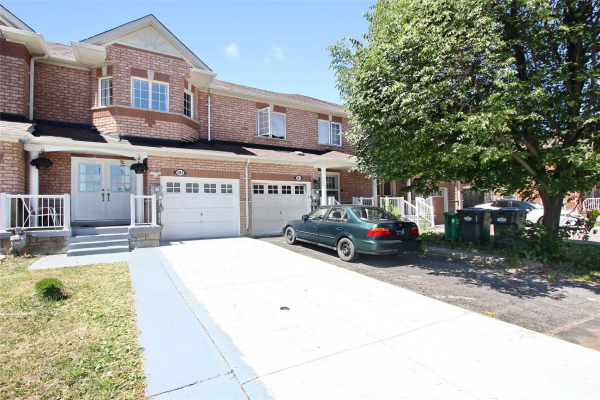 181 Checkerberry Cres, Brampton