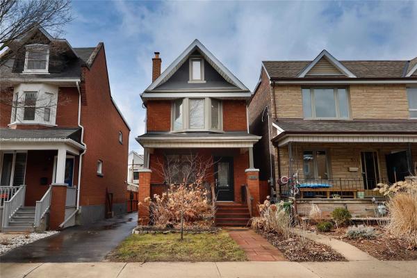 512 St Clarens Ave, Toronto